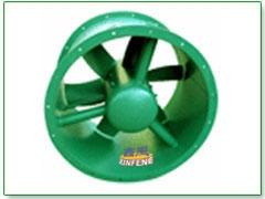 LY轮窑专用轴流通风机